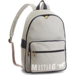 Plecak MUSTANG - Daayton 4100000015 Light Grey 801. Szare plecaki damskie Mustang, ze skóry ekologicznej. W wyprzedaży za 239.00 zł.
