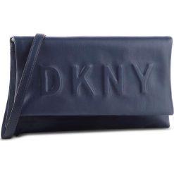 Torebka DKNY - R83EZ704  Navy 410. Niebieskie torebki do ręki damskie DKNY, ze skóry. Za 639.00 zł.