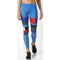 Adidas Legginsy WOW Drop 2 Tight niebieskie r. L (AP9528). Legginsy sportowe damskie Adidas. Za 223.52 zł.