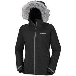 Columbia Kurtka Narciarska Damska Alpine Slide Jacket Black Xs. Czarne kurtki snowboardowe damskie Columbia. Za 935.00 zł.