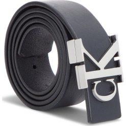 Pasek Damski CALVIN KLEIN JEANS - J 3Cm Mono Leather B K60K604771 75 448. Czarne paski damskie Calvin Klein Jeans, w paski, z jeansu. Za 249.00 zł.