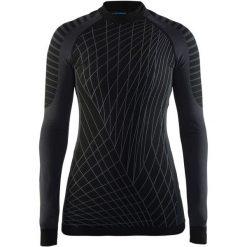 Craft Koszulka Termoaktywna Z Długim Rękawem Active Intensity Black Xl. Czarne koszulki sportowe damskie Craft, z długim rękawem. W wyprzedaży za 129.00 zł.