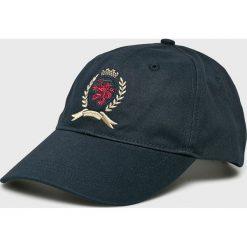 Tommy Jeans - Czapka. Szare czapki i kapelusze męskie Tommy Jeans. Za 179.90 zł.