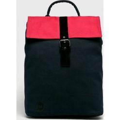Mi-Pac - Plecak. Różowe plecaki damskie Mi-Pac, z bawełny. W wyprzedaży za 149.90 zł.