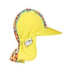 Kapelusz słoneczny, Małpki (Ticky and Bert), Medium 6-12 miesięcy żółty (C050139657). Czapki dla dzieci marki Reserved. Za 60.76 zł.