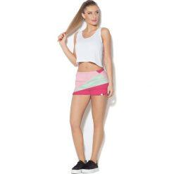 Colour Pleasure Spodnie damskie CP-020 3 różowa r. XS/S. Spodnie dresowe damskie marki bonprix. Za 72.34 zł.
