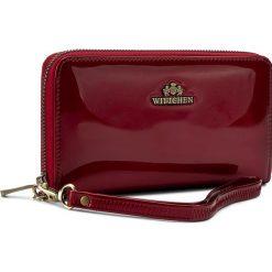 Duży Portfel Damski WITTCHEN - 25-1-485-3 Red. Czerwone portfele damskie Wittchen, z lakierowanej skóry. W wyprzedaży za 249.00 zł.