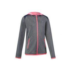 Bluza S900. Bluzy dla dziewczynek DOMYOS. W wyprzedaży za 54.99 zł.