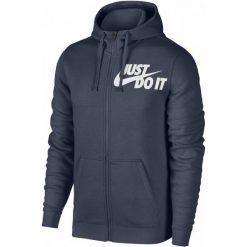 Nike Bluza Męska M Nsw Hoodie Fz Jdi Thunder Blue White M. Bluzy męskie marki KALENJI. Za 259.00 zł.