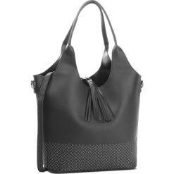 Torebka JENNY FAIRY - RC13162 Black. Czarne torebki do ręki damskie Jenny Fairy, ze skóry ekologicznej. Za 119.99 zł.