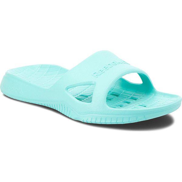 916a8c9f Klapki Reebok - Kobo H2out BS9917 Turquoise - Klapki damskie marki ...