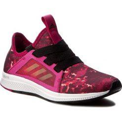 Buty adidas - Edge Lux W BW0416 Bopink/Hazco. Czerwone obuwie sportowe damskie Adidas, w kolorowe wzory, z materiału. W wyprzedaży za 279.00 zł.