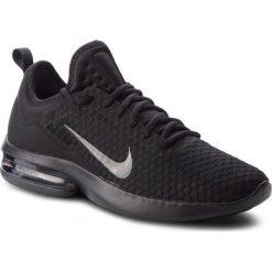 Buty NIKE - Air Max Kantara 908982 002 Black/Black/Anthracite. Czarne buty sportowe męskie Nike, z materiału. W wyprzedaży za 279.00 zł.