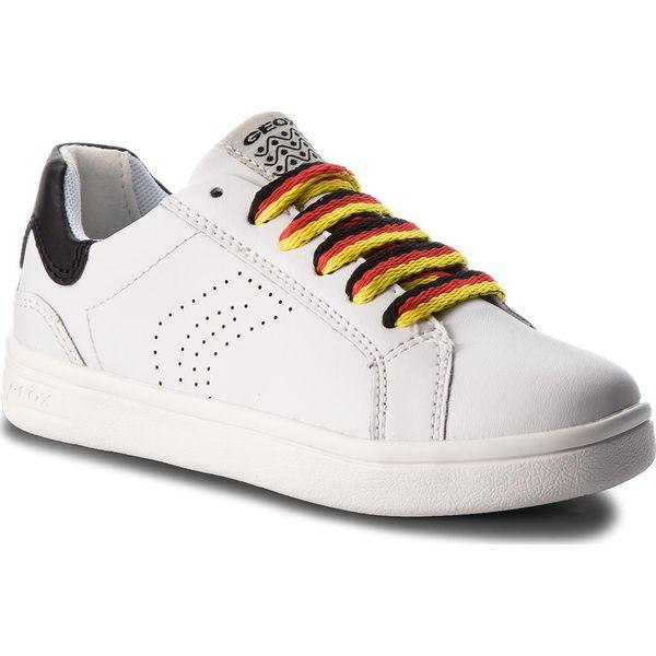 Sneakers GUESS Jr Brian FI5BRI FAL12 BLANCWHITE Laced