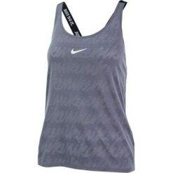 Nike Koszulka damska Tank Elastka Jaq szara r. L (898249-036). T-shirty damskie Nike. Za 109.49 zł.