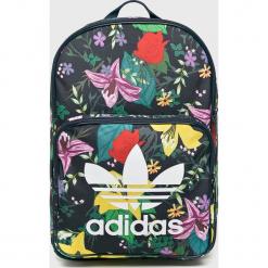 Adidas Originals - Plecak. Szare plecaki damskie adidas Originals, z poliesteru. Za 149.90 zł.