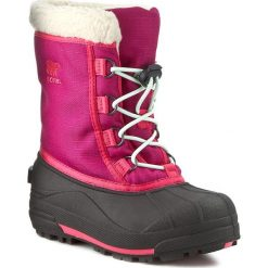 Śniegowce SOREL - Youth Cumberland NY1886 Deep Blush 684. Buty zimowe dziewczęce marki bonprix. W wyprzedaży za 209.00 zł.