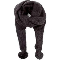 Szal TRUSSARDI JEANS - Stole Pon Pon Knitted 59Z00027 E280. Szare szaliki i chusty damskie marki Giacomo Conti, na zimę, z tkaniny. W wyprzedaży za 199.00 zł.