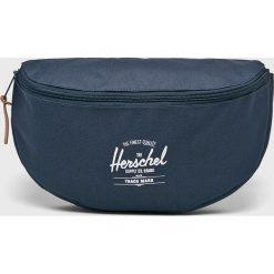Herschel - Nerka. Szare walizki męskie Herschel, w paski, z materiału. Za 149.90 zł.