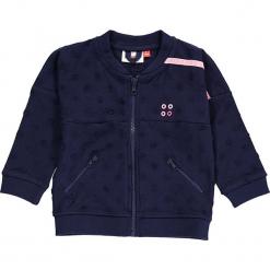 Kardigan w kolorze granatowym. Swetry dla dziewczynek marki bonprix. W wyprzedaży za 85.95 zł.