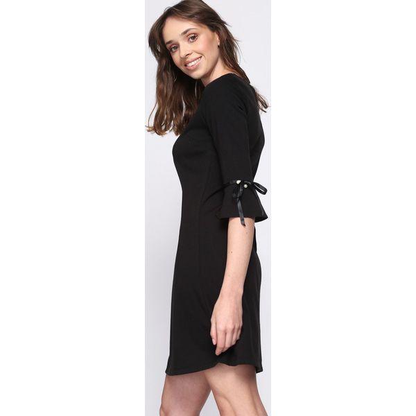 41a1f2ae4e Czarna Sukienka Careless Whisper - Czarne sukienki damskie marki ...