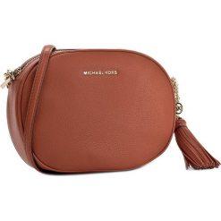 Torebka MICHAEL MICHAEL KORS - Ginny 30H6GGNM2L Orange. Brązowe torebki do ręki damskie MICHAEL Michael Kors, ze skóry. W wyprzedaży za 689.00 zł.