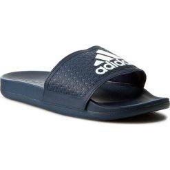 Klapki adidas - adilette CF+C AQ3116 Conavy/Ftwwht/Conavy. Niebieskie klapki damskie Adidas, z materiału. Za 129.00 zł.