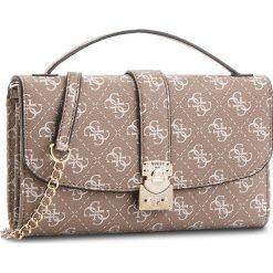 Torebka GUESS - Joslyn (SG) Mini-Bag HWSG69 66790  Mocha. Brązowe torebki do ręki damskie Guess, ze skóry ekologicznej. Za 399.00 zł.