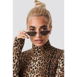 Statement By NA-KD Influencers Okulary przeciwsłoneczne Nina Groer Metal Cateye - Gold. Okulary przeciwsłoneczne damskie marki QUECHUA. W wyprzedaży za 40.47 zł.