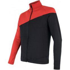 Sensor Bluza Tecnostretch M Black/Red M. Bluzy sportowe męskie Sensor. W wyprzedaży za 229.00 zł.