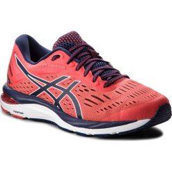 Buty ASICS - Gel-Cumulus 20 1011A008 Red Alert/Peacoat 600. Czerwone buty sportowe męskie Asics, z materiału. W wyprzedaży za 409.00 zł.