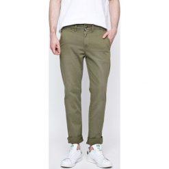 Pepe Jeans - Spodnie. Szare eleganckie spodnie męskie Pepe Jeans, z bawełny. W wyprzedaży za 159.90 zł.