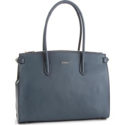Torebka FURLA - Pin 977687 B BLS0 OAS Ardesia e. Niebieskie torebki do ręki damskie Furla, ze skóry. Za 1,610.00 zł.