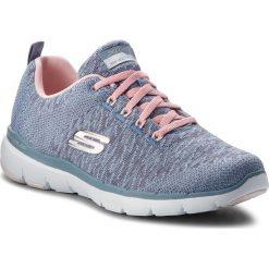 Buty SKECHERS - Flex Appeal 3.0 13062/SLTP Slate/Pink. Obuwie sportowe damskie marki Nike. W wyprzedaży za 189.00 zł.