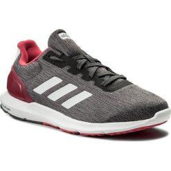Buty adidas - Cosmic 2 W CP8718 Grethr/Ftwwht/Grefou. Szare obuwie sportowe damskie Adidas, z materiału. W wyprzedaży za 189.00 zł.