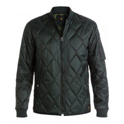 DC Kurtka Bombing M Jacket kvj0 Black M. Czarne kurtki sportowe męskie DC, na jesień. W wyprzedaży za 349.00 zł.
