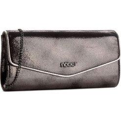 Torebka NOBO - NBAG-C3751-C019  Srebrny. Szare torebki do ręki damskie Nobo, z materiału. W wyprzedaży za 99.00 zł.