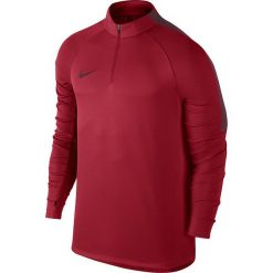 Nike Koszulka piłkarska Squad czerwona r. L (807063 687). Koszulki sportowe męskie marki bonprix. Za 129.00 zł.