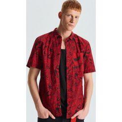 ba9c5ccabdb749 Wyprzedaż - koszule męskie ze sklepu Cropp - Kolekcja lato 2019 ...