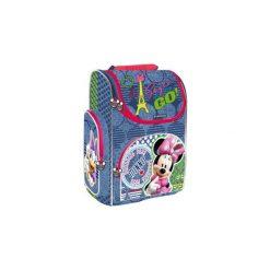 Disney Myszka Minnie Miki Tornister Plecak Szkolny. Szare torby i plecaki dziecięce Świat Bajek, z gumy. Za 89.00 zł.