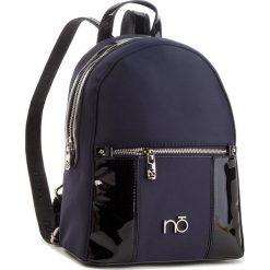 Plecak NOBO - NBAG-F2580-C013 Granatowy. Niebieskie plecaki damskie Nobo, z materiału, eleganckie. W wyprzedaży za 199.00 zł.