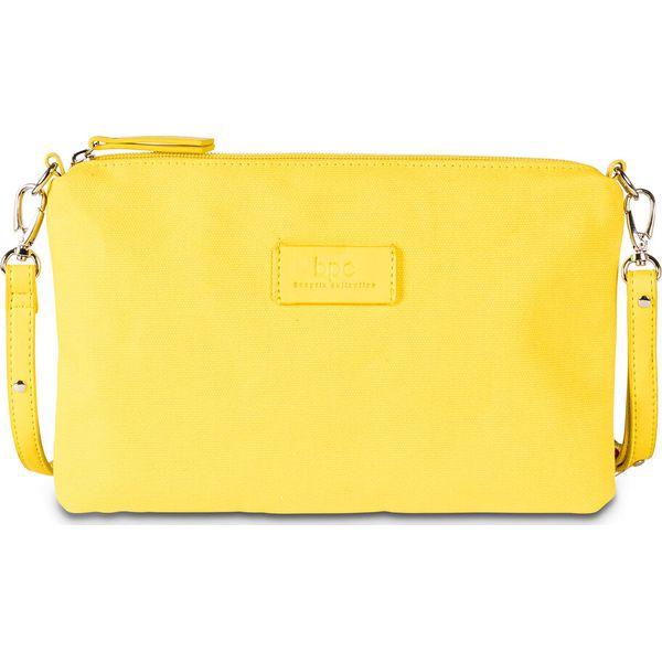 0741e4a8 Mała torebka na ramię bonprix żółty ananasowy