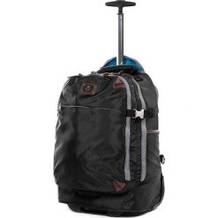Mała Materiałowa Walizka TOMMY HILFIGER - Burlington Backpack Trolley 2ATWU90600 Black. Czarne walizki damskie Tommy Hilfiger, z materiału. W wyprzedaży za 429.00 zł.