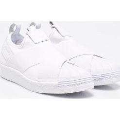 Adidas Originals - Buty Superstar Slip On. Trampki i tenisówki damskie adidas Originals, z gumy. W wyprzedaży za 279.90 zł.