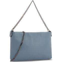 Torebka CREOLE - K10574 Morski. Niebieskie torebki do ręki damskie Creole, ze skóry. Za 129.00 zł.