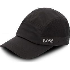 Czapka z daszkiem BOSS - Cap 50382620  001. Czarne czapki i kapelusze męskie Boss. W wyprzedaży za 239.00 zł.
