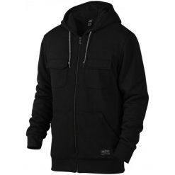Oakley Bluza Sportowa Agent Hoodie Jet Black S. Czarne bluzy męskie Oakley. W wyprzedaży za 229.00 zł.