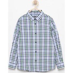Koszula w kratę - Zielony. Zielone koszule damskie Reserved. Za 139.99 zł.