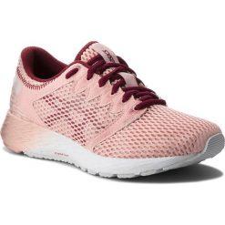 Buty ASICS - RoadHawk FF 2 1012A123 Frosted Rose/Cordovan 700. Czerwone obuwie sportowe damskie Asics, z materiału. W wyprzedaży za 349.00 zł.