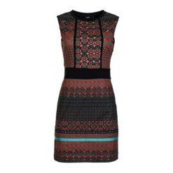 Desigual Sukienka Damska Sm Birmania 34 Czerwony. Czerwone sukienki damskie Desigual. W wyprzedaży za 269.00 zł.
